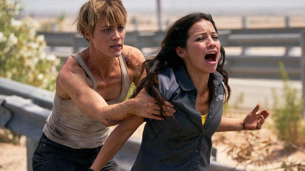 'Terminator: Destino Oscuro': Nuevas imágenes del regreso de Linda Hamilton