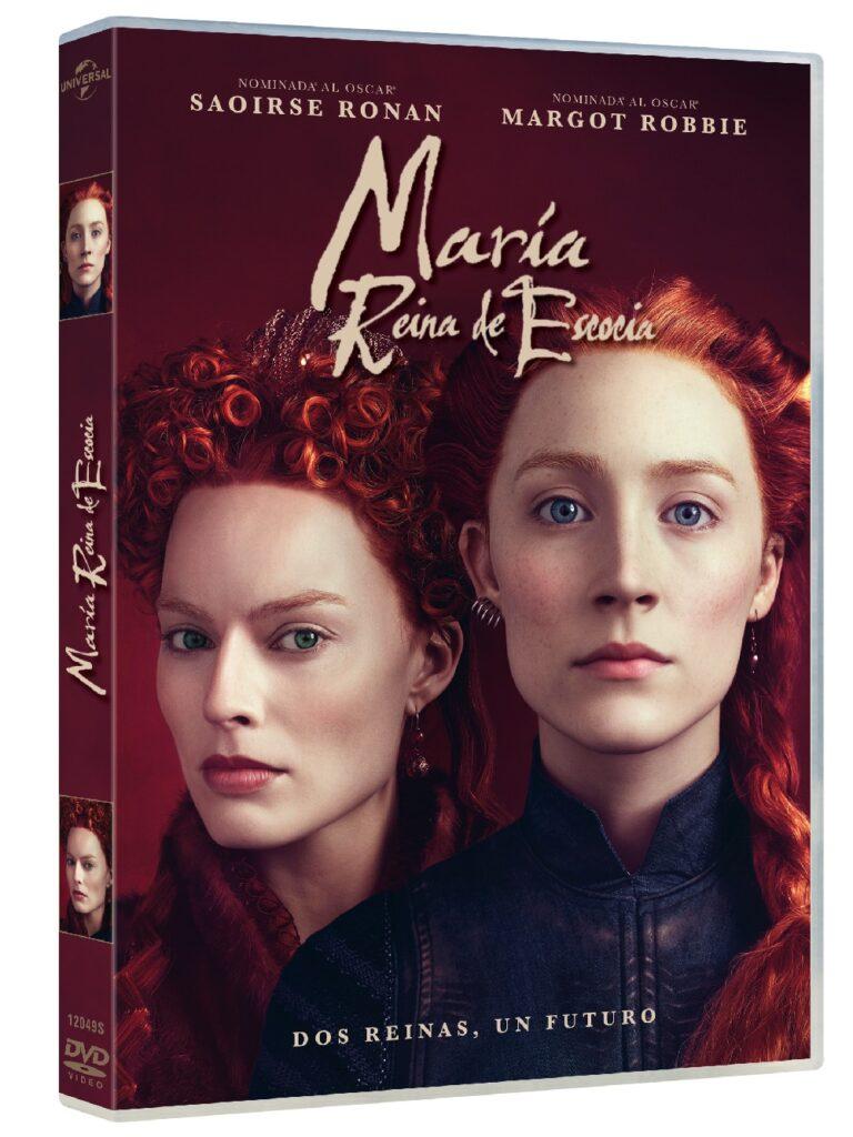 'María Reina de Escocia' llegará el 5 de junio en 4K, Blu-ray y Dvd • En tu pantalla