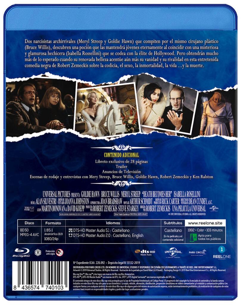 'La muerte os sienta tan bien' en Blu-ray en junio [Actualizada] • En tu pantalla