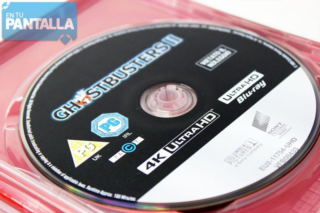 'Cazafantasmas 1 y 2', un vistazo al Steelbook 4K Ultra HD • En tu pantalla