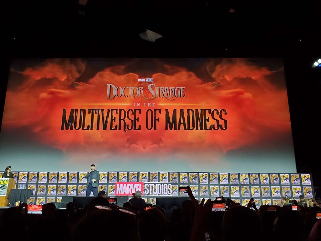 'Doctor Strange in the Multiverse of Madness': Terror, Bruja escarlata y muchas sorpresas • En tu pantalla