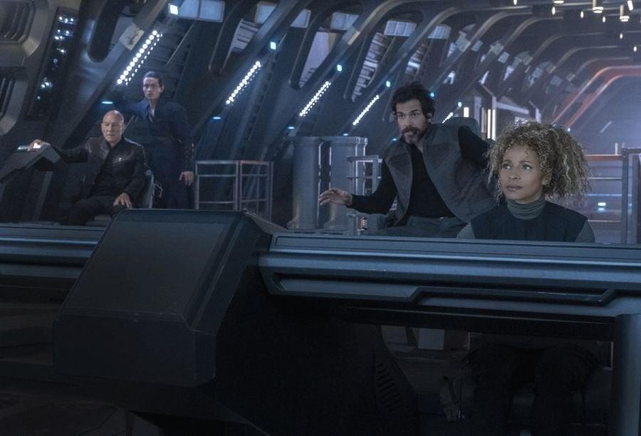 Primeras imágenes 'Star Trek: Picard' • En tu pantalla