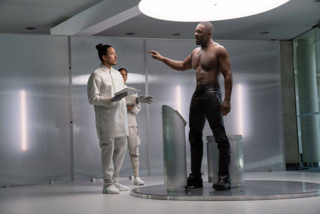 Idris Elba en 'Fast and Furious: Hobbs and Shaw'