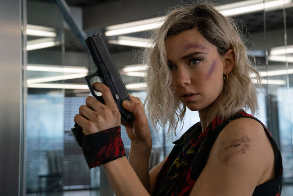 Vanessa Kirby en 'Fast and Furious: Hobbs and Shaw'