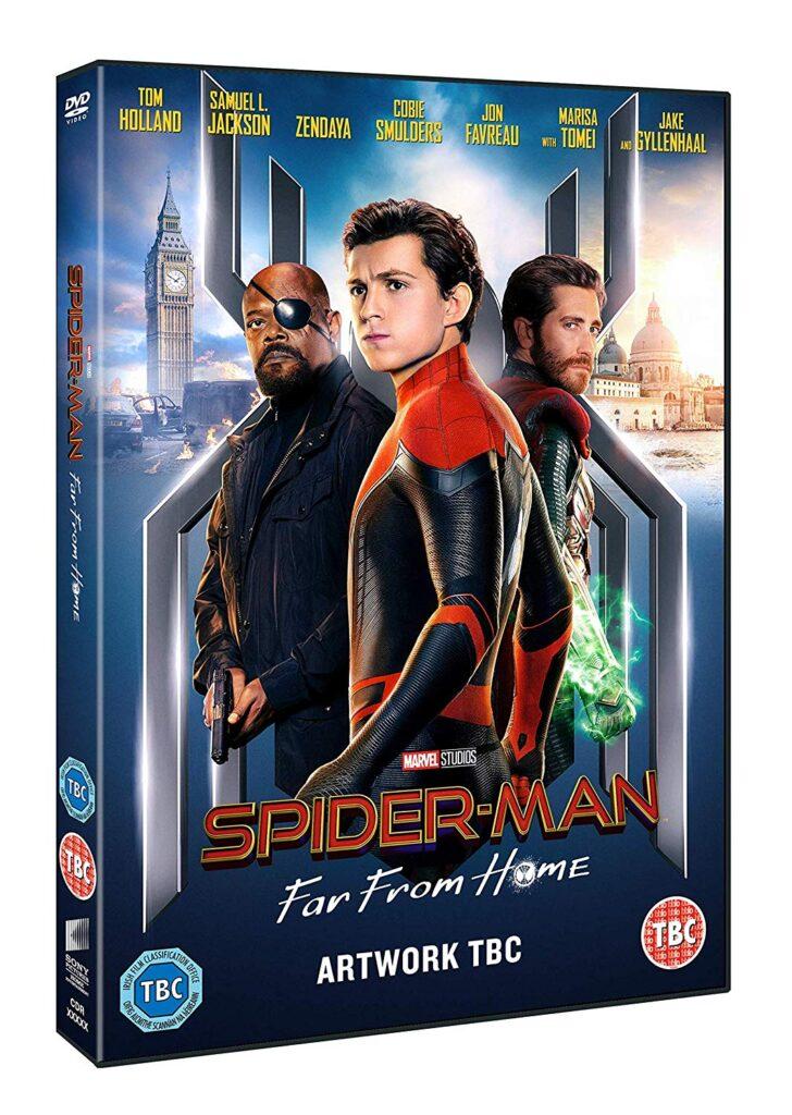 Estos serán los extras del Blu-Ray de Spider-Man: Lejos de casa • En tu pantalla
