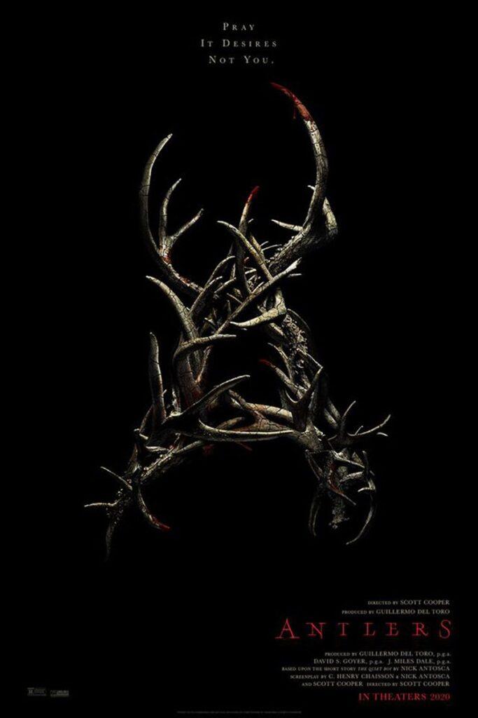 Tráiler de Antlers, la nueva producción de Guillermo del Toro • En tu pantalla