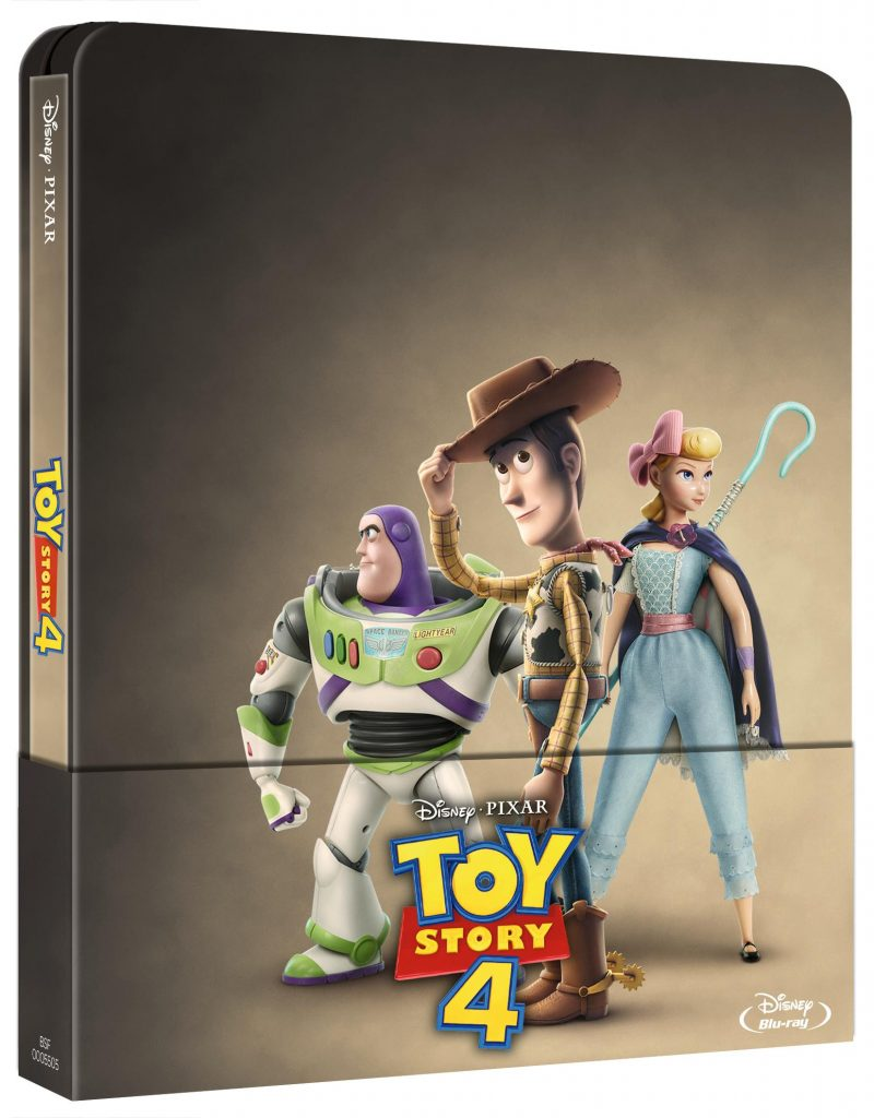 Toy Story 4 llegará en Blu-ray, Steelbook y Dvd el 23 de octubre • En tu pantalla