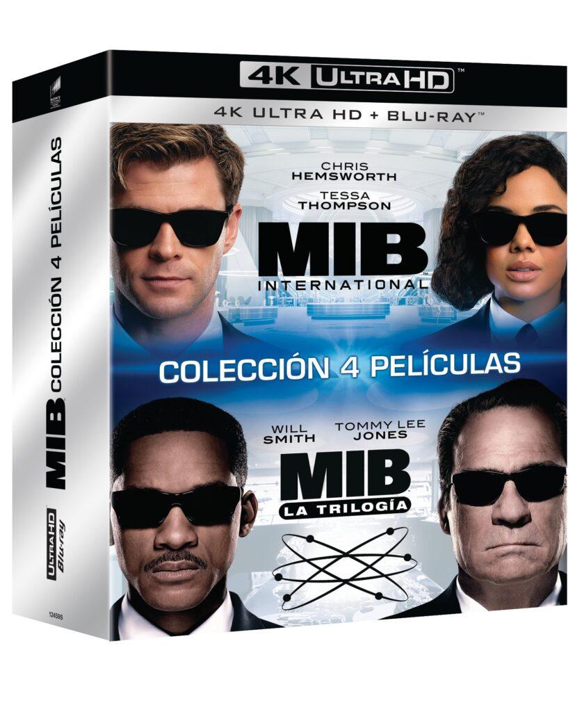 'Men in Black: International' en 4K, dos Steelbooks, Blu-ray y Dvd el 9 de octubre • En tu pantalla