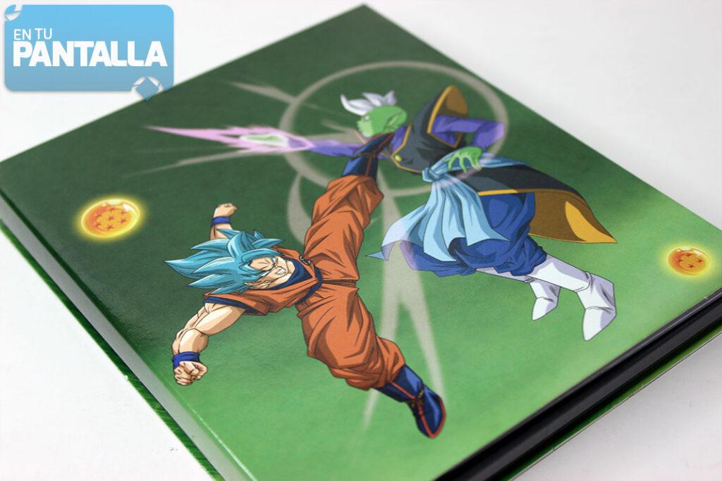 Dragon Ball Super: Box 5, un vistazo al Blu-ray. ¿Preparados para la lucha? • En tu pantalla