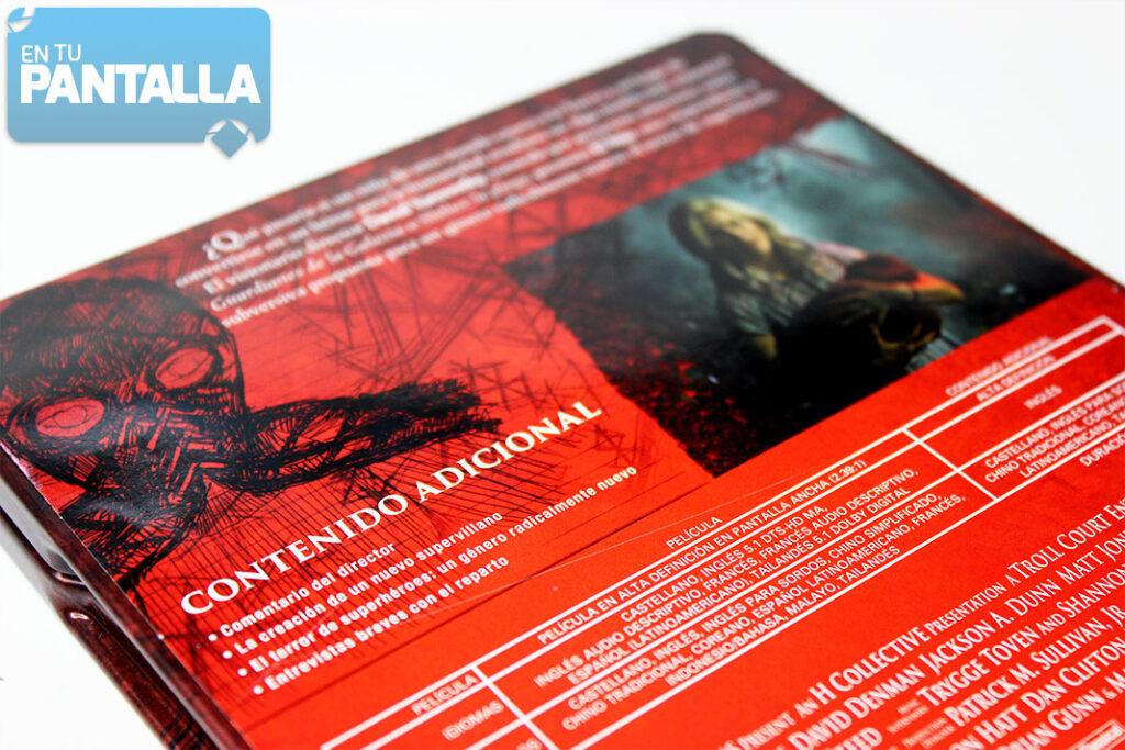 'El Hijo', un vistazo al Steelbook Blu-ray • En tu pantalla