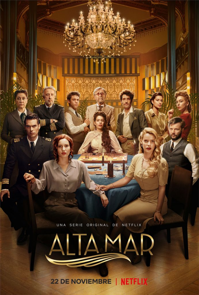 ¡Tráiler y fecha de estreno de la 2ª temporada de 'Alta Mar'! • En tu pantalla