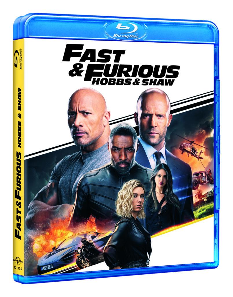 'Fast & Furious: Hobbs & Shawn' en 4K, steelbook, Blu-ray y Dvd el 22 de noviembre • En tu pantalla