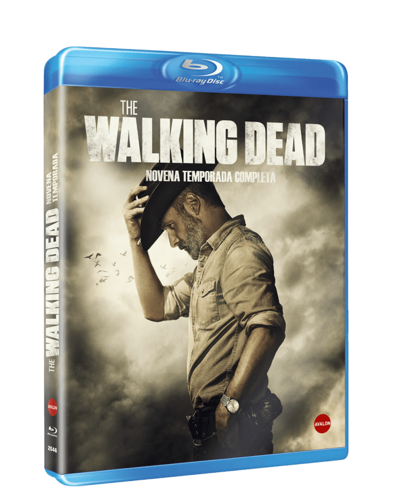 'The Walking Dead: Temporada 9' en Blu-ray y Dvd el 20 de noviembre • En tu pantalla