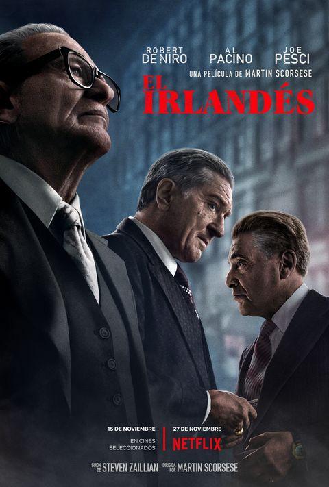 Nuevo tráiler de 'El Irlandés', la película de Scorsese para Netflix • En tu pantalla