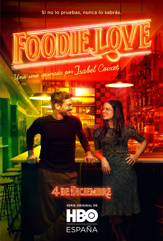 Póster de 'Foodie Love'. (HBO España)