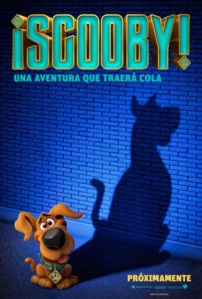 Tráiler de '¡SCOOBY!', una aventura al origen de Scooby-Doo • En tu pantalla