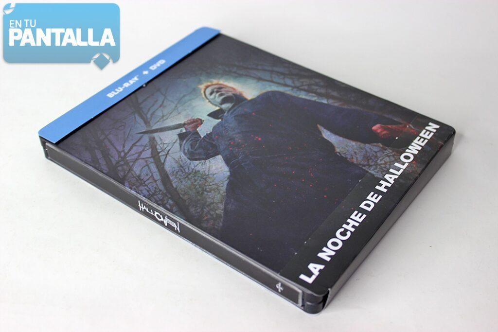 'La Noche de Halloween', un vistazo al Steelbook Blu-ray • En tu pantalla