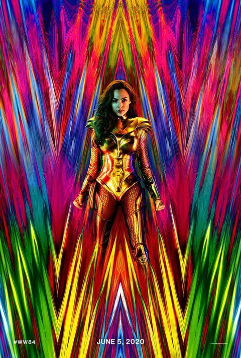 Tráiler de 'Wonder Woman 1984', la esperada secuela de la heroína de DC • En tu pantalla