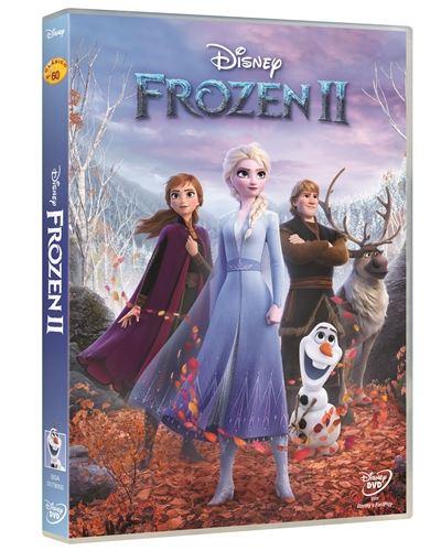 'Frozen 2' en steelbook, Blu-ray y Dvd el 13 de marzo • En tu pantalla