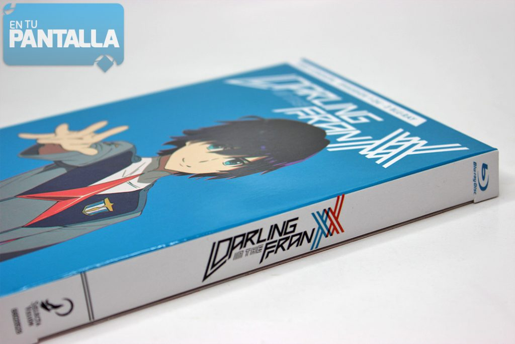 Análisis Blu-ray: 'Darling in the Franxx', la serie al completo • En tu pantalla