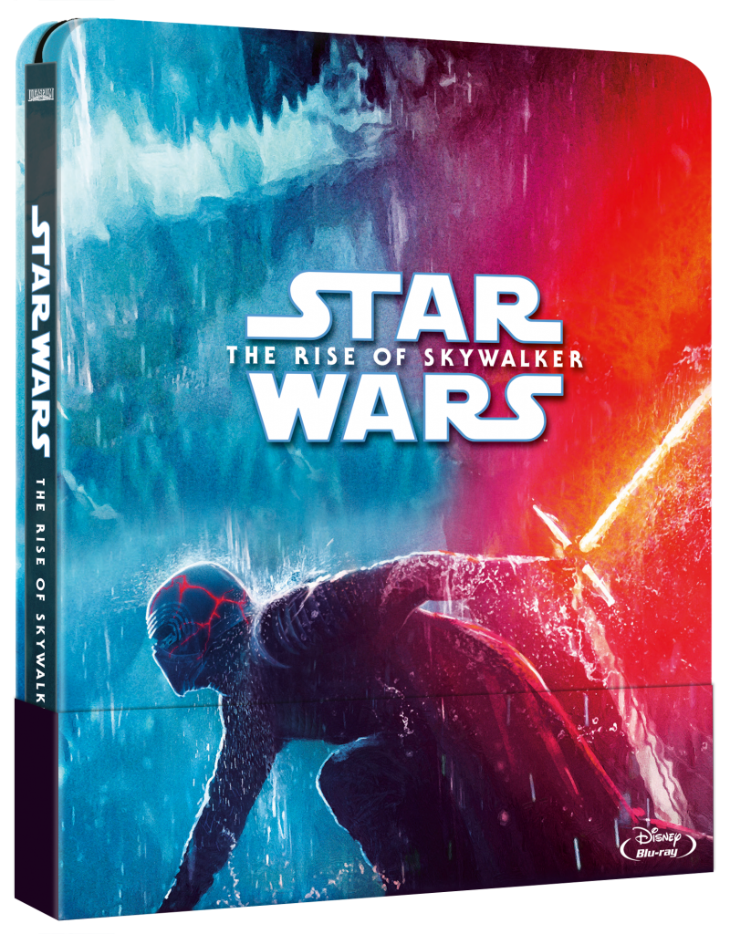 'Star Wars: El ascenso de Skywalker' en Blu-ray, steelbook y Dvd el 22 de abril • En tu pantalla