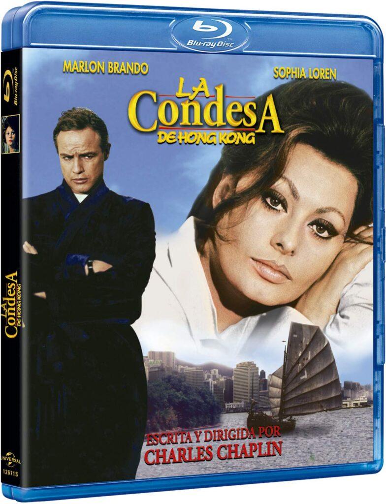 Por primera vez en Blu-ray [1]: 'La condesa de Hong Kong', 'El gran salto',... • En tu pantalla