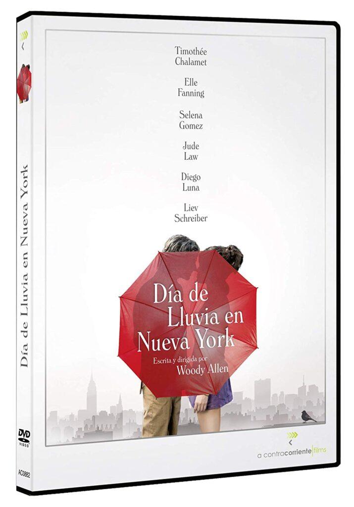'Día de Lluvia en Nueva York' en Blu-ray y Dvd el 18 de febrero • En tu pantalla