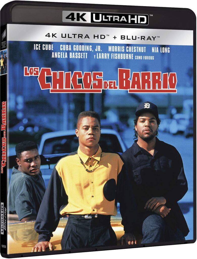 'Los chicos del barrio' llega en formato 4K Ultra HD • En tu pantalla