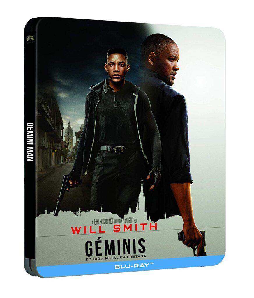 'Géminis' en 4K, steelbook, Blu-ray y Dvd el 19 de febrero