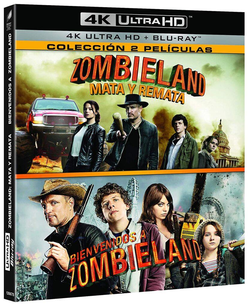 'Zombieland: Mata y remata' en 4K, steelbook, Blu-ray y Dvd el 19 de febrero • En tu pantalla