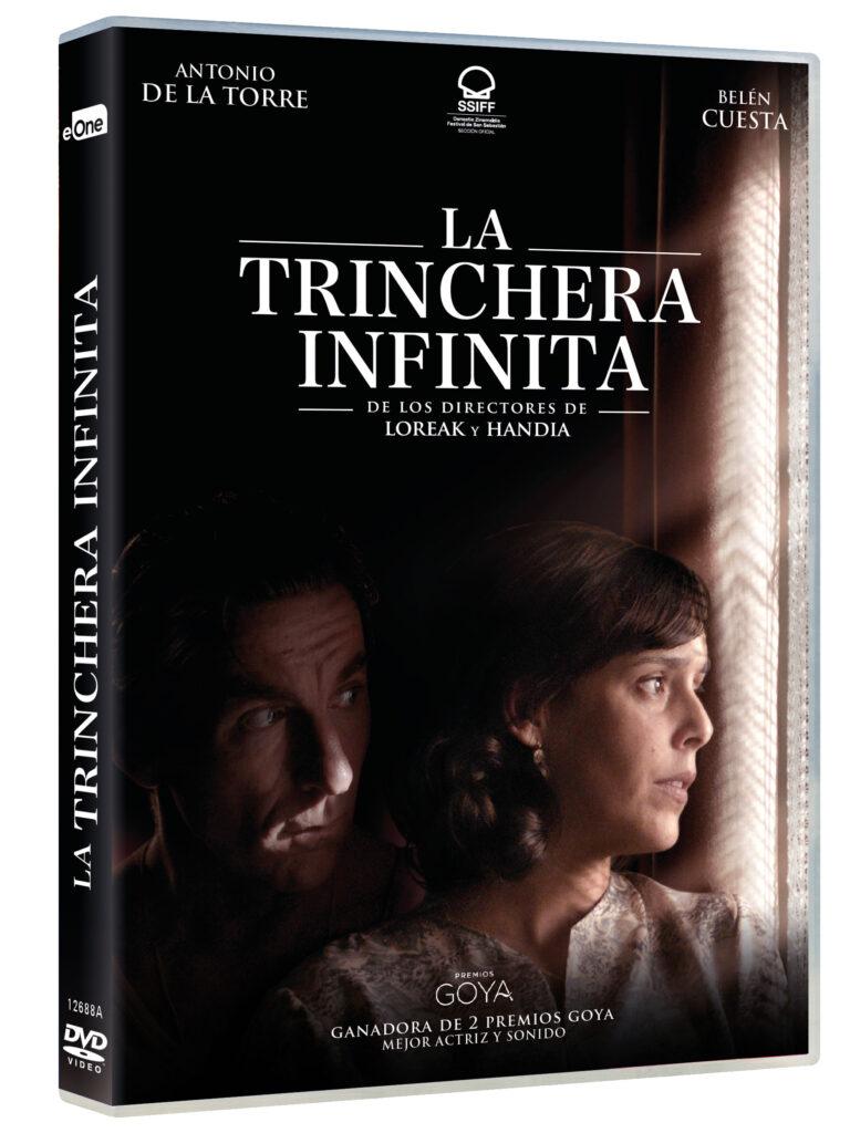 'La trinchera infinita' en Blu-ray y Dvd el 11 de marzo • En tu pantalla
