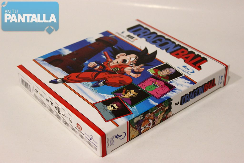 'Dragon Ball': Un vistazo al segundo box en Blu-ray • En tu pantalla