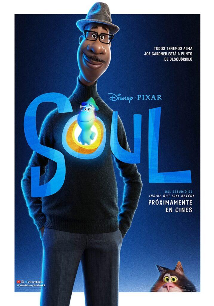 Tráiler de 'Soul', la nueva película de Pixar para 2020 • En tu pantalla