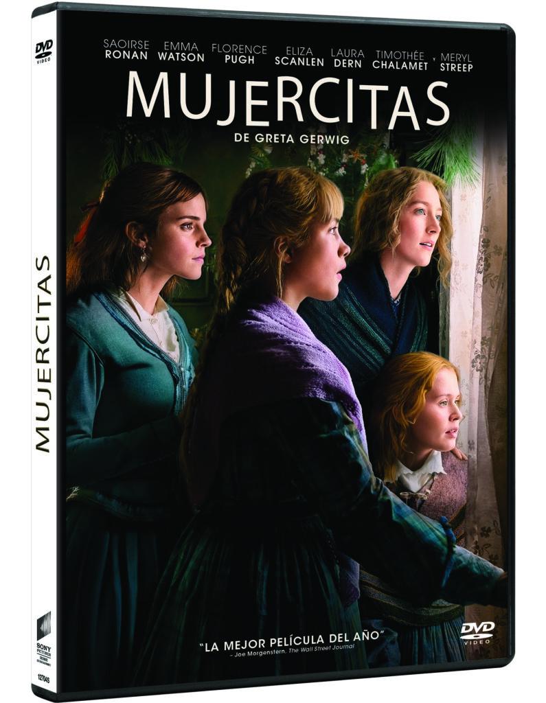 'Mujercitas' en Blu-ray y Dvd el 15 de abril • En tu pantalla