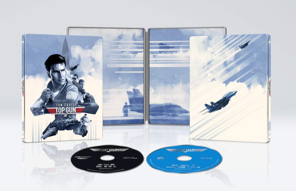 'Top Gun' en 4K Ultra HD edición steelbook el 2 de diciembre [Actualizado] • En tu pantalla