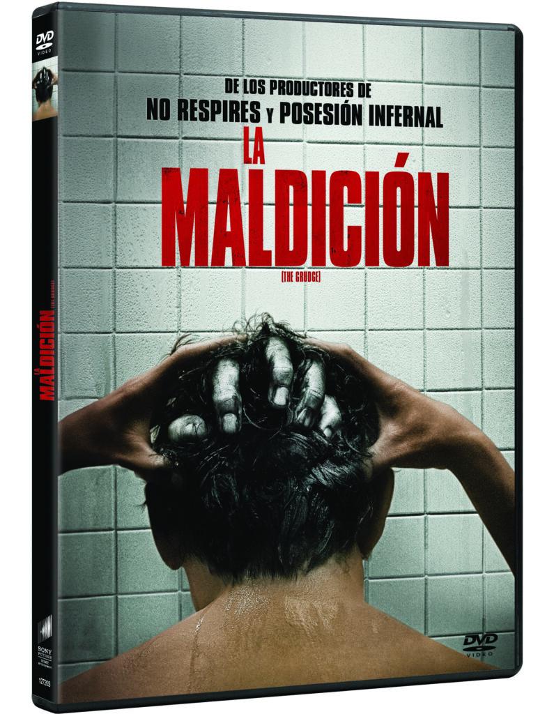'La maldición' llega en Blu-ray y Dvd el 8 de mayo