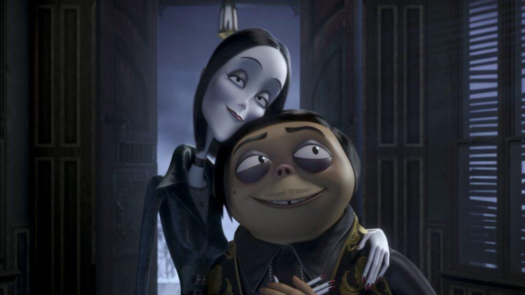 Crítica de 'La familia Addams', una película animada muy poco animada • En tu pantalla