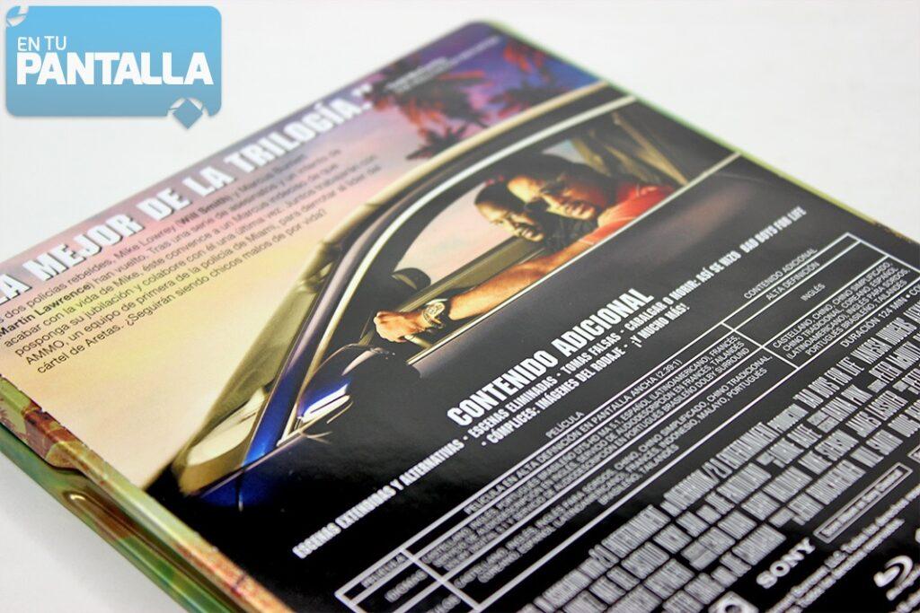 'Bad Boys For Life': Un vistazo al Steelbook Blu-ray • En tu pantalla
