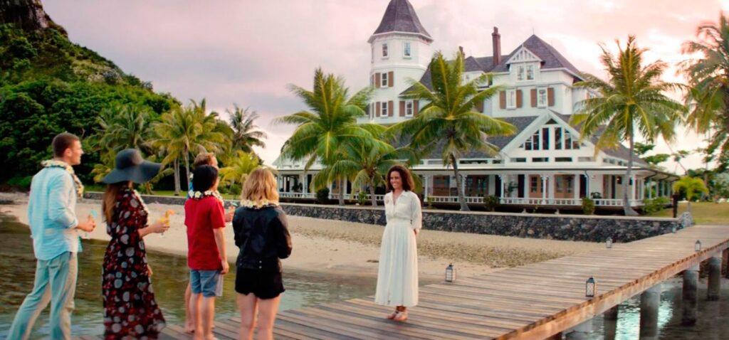Crítica de 'Fantasy Island', un slasher un tanto edulcorado • En tu pantalla