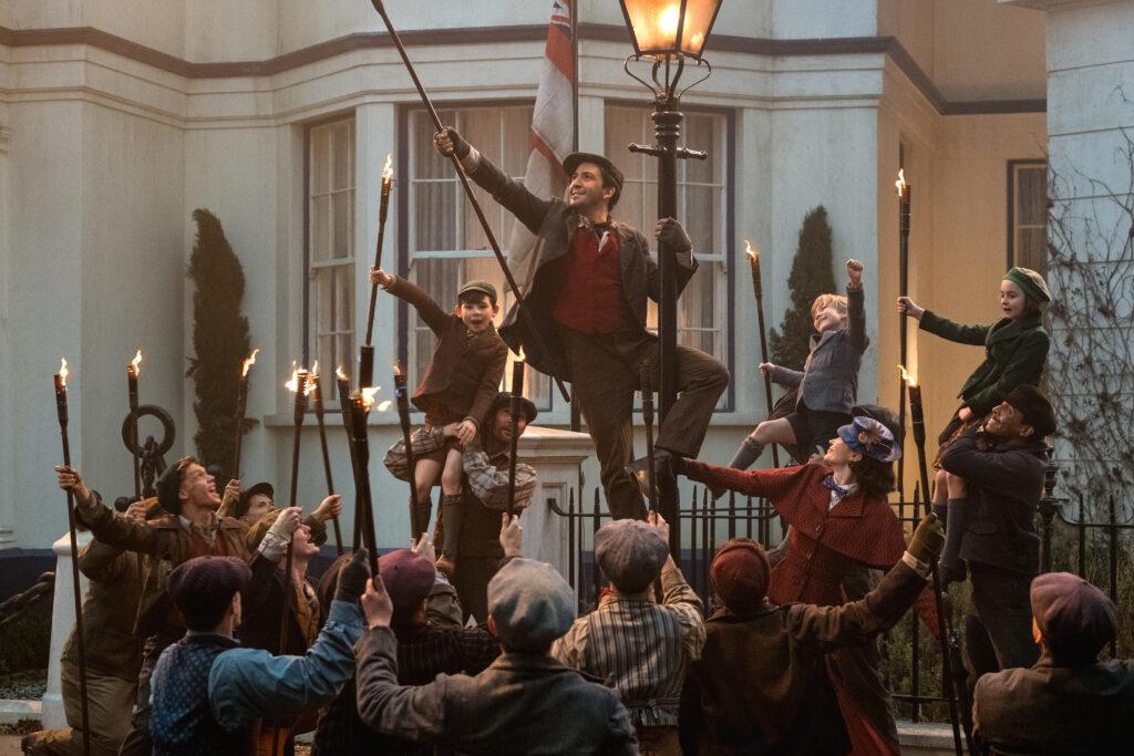 'El regreso de Mary Poppins' llegará a Disney+ el 24 de julio • En tu pantalla