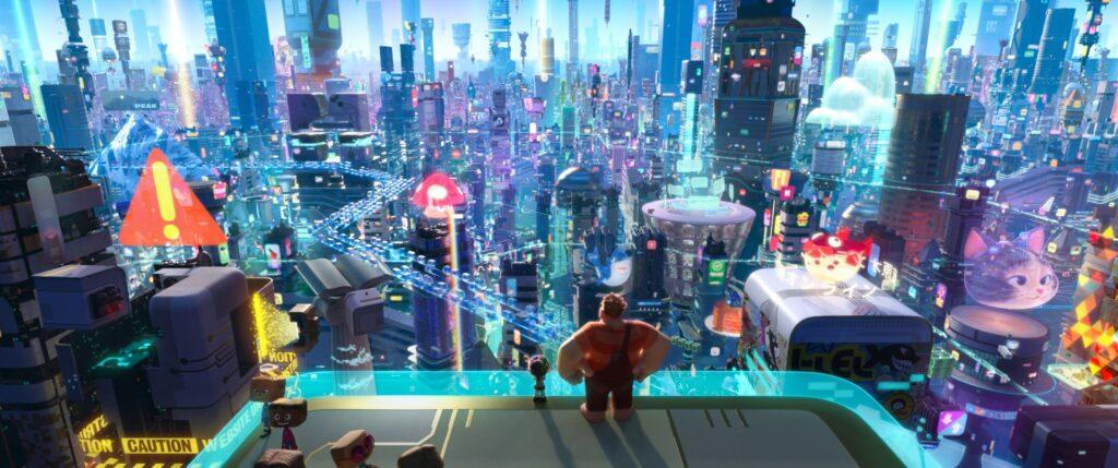 'Ralph Rompe Internet' llegará a Disney+ el 10 de julio • En tu pantalla