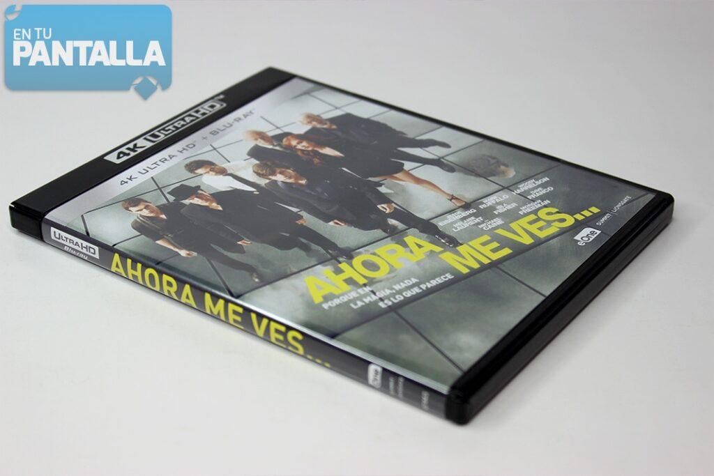 'Ahora me ves': Análisis edición 4K Ultra HD • En tu pantalla