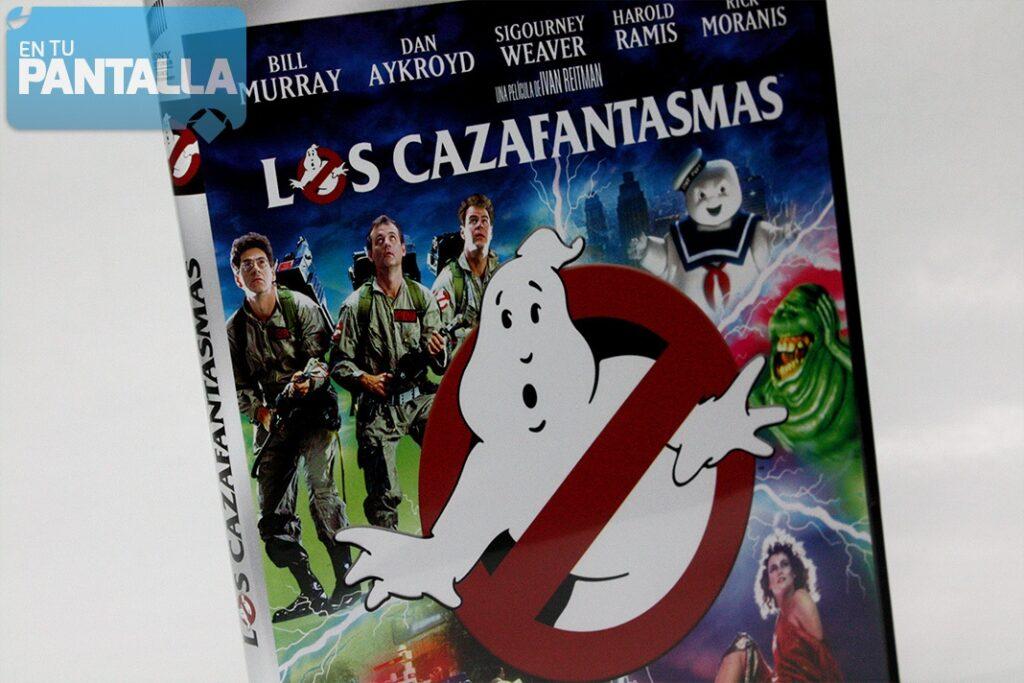 'Los Cazafantasmas': Análisis edición 4K Ultra HD • En tu pantalla