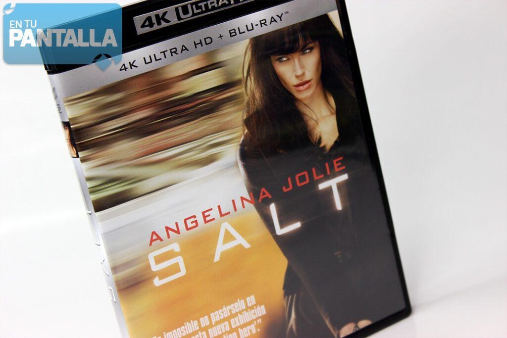'Salt': Análisis edición 4K Ultra HD • En tu pantalla