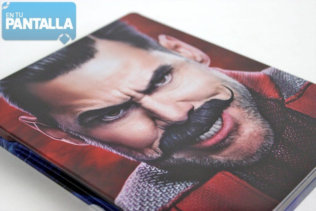 'Sonic': Un vistazo a la edición steelbook en Blu-ray • En tu pantalla