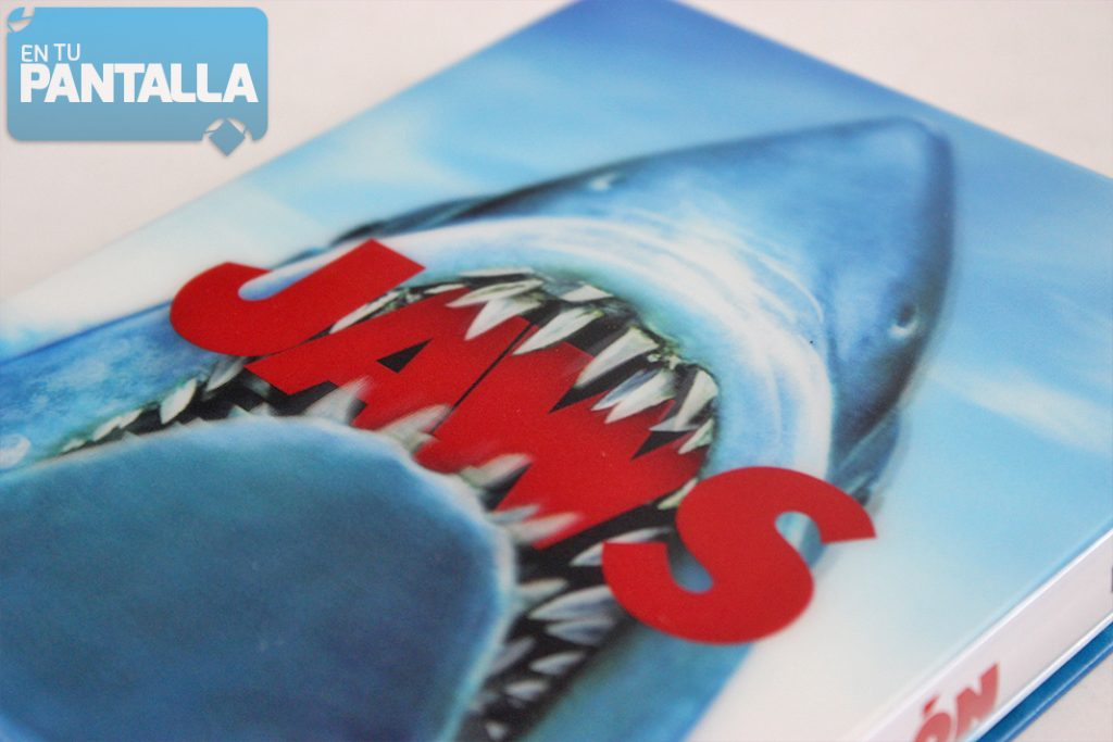 'Tiburón': Un vistazo a la edición lenticular en 4K Ultra HD • En tu pantalla