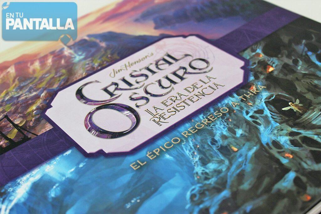 'Cristal Oscuro: La Era de la Resistencia', un vistazo al libro de arte de Norma Editorial • En tu pantalla