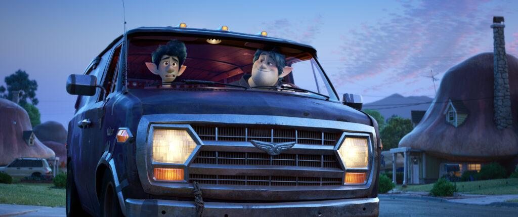 'Onward' (Fuente: Disney/Pixar)