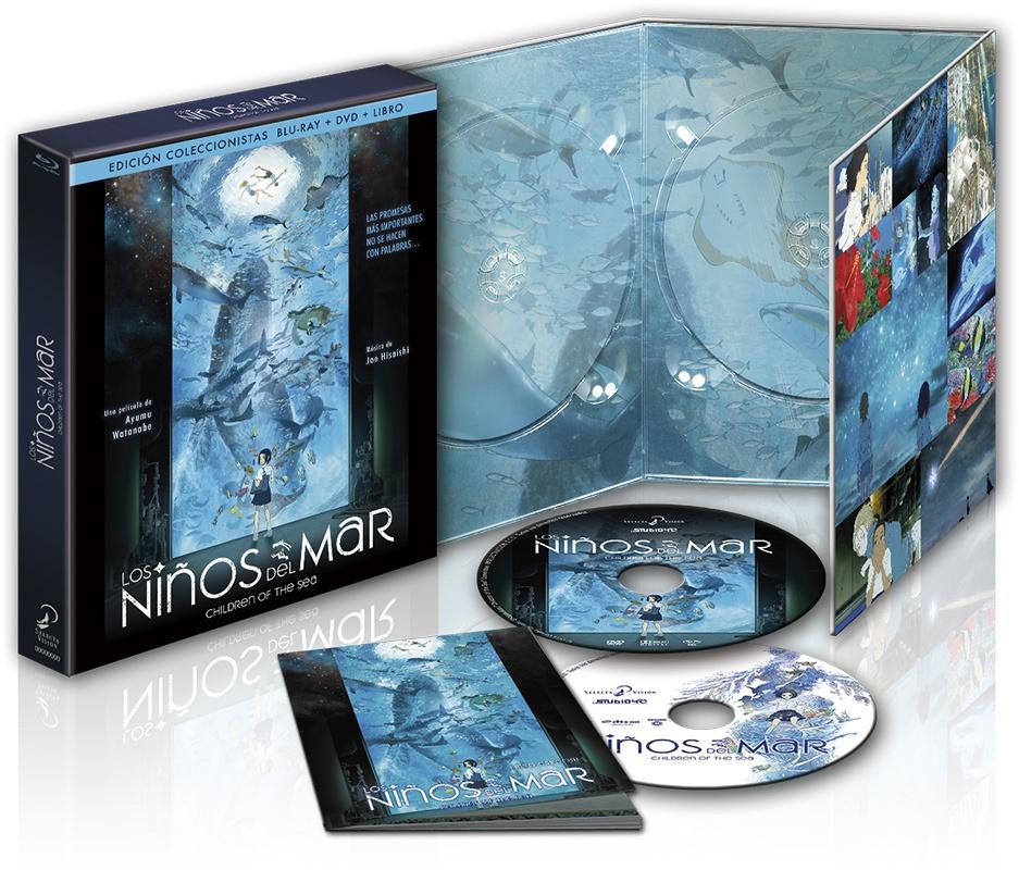 'Los niños del mar' llegará en Blu-ray y Dvd el 26 de agoto • En tu pantalla