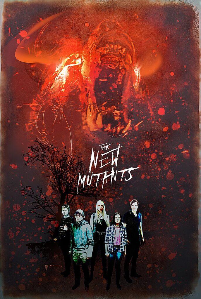 'Los Nuevos Mutantes': Nuevos pósters de la aventura mutante • En tu pantalla